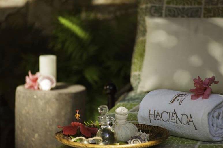 Hacienda spa services