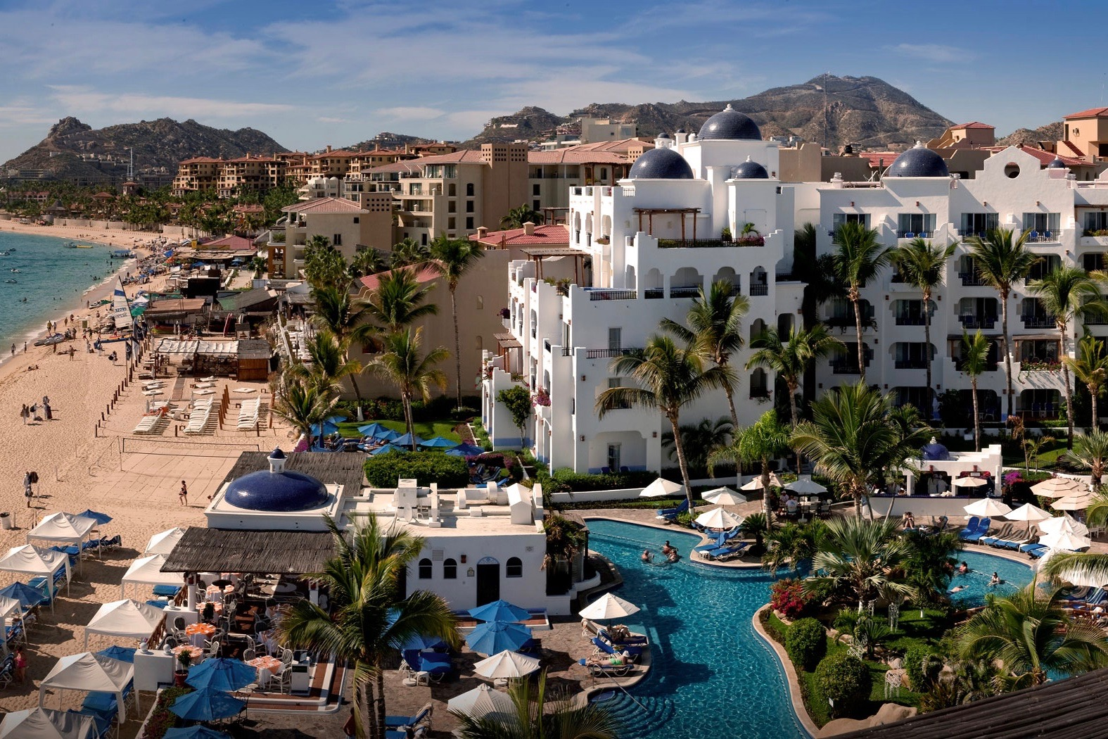 Pueblo Bonito resort in Cabo